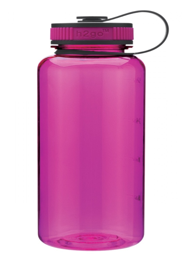 daily hydration water bottle